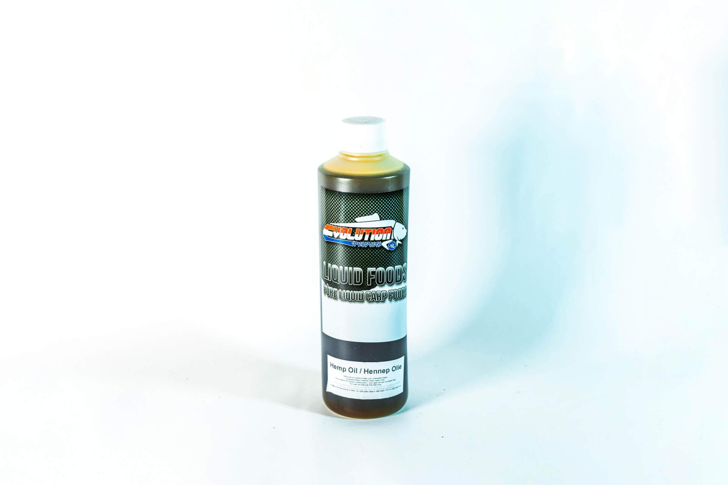 Evolution-Products-Liquid-Carp-Foods-Hennep-Oil